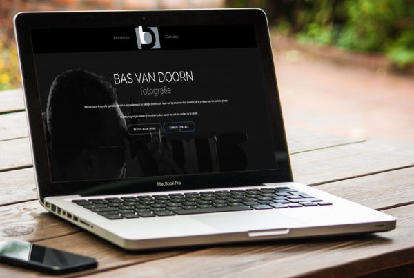 Bas van Doorn website