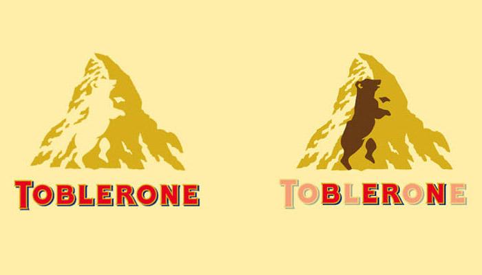 Beroemde logo's met een verborgen betekenis