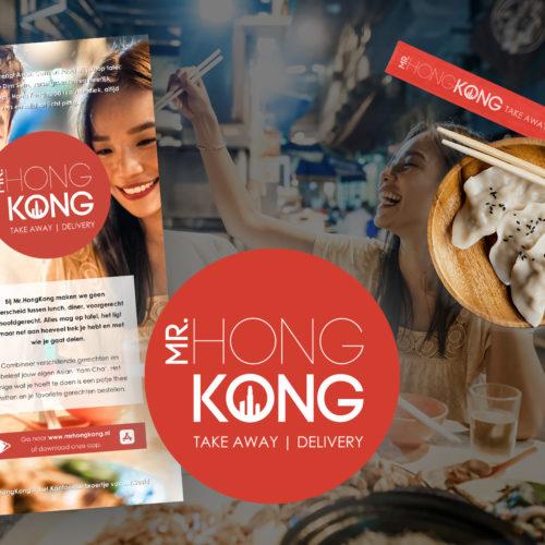 Huisstijl Mr HongKong